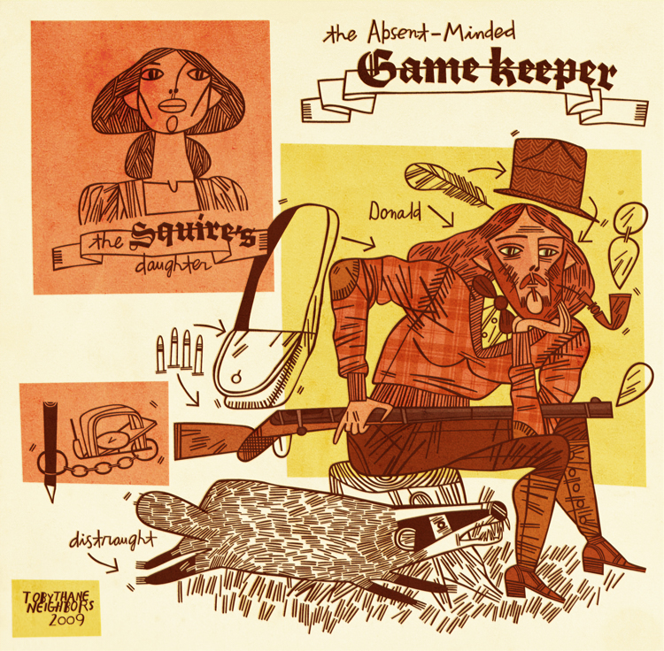 The Abesent-Minded Gamekeeper