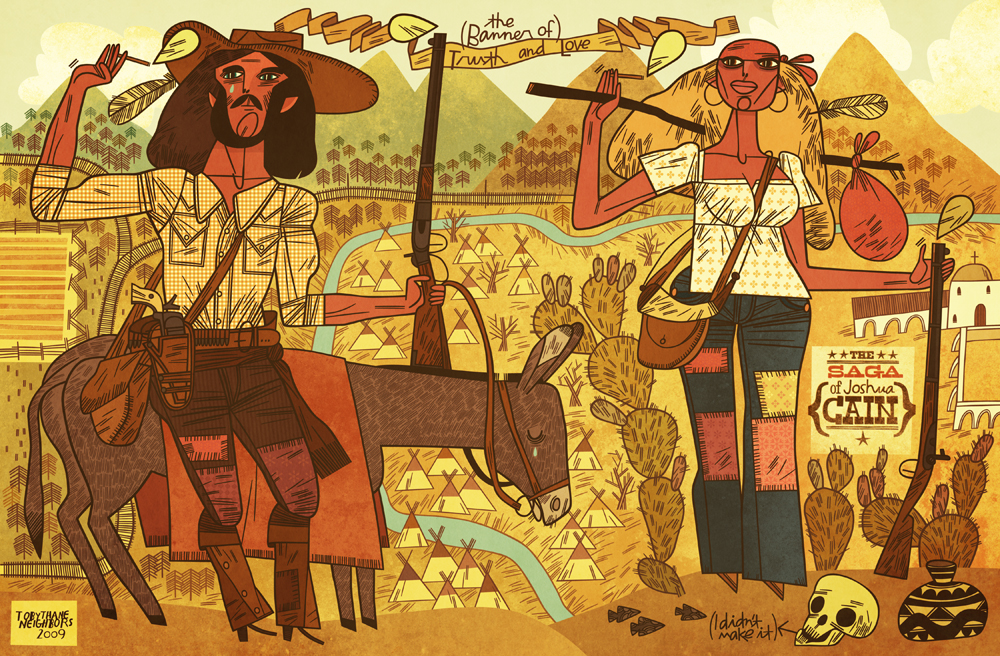 The Saga of Joshua Cain